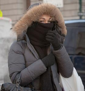 Record Freeze Hits Eastern Us