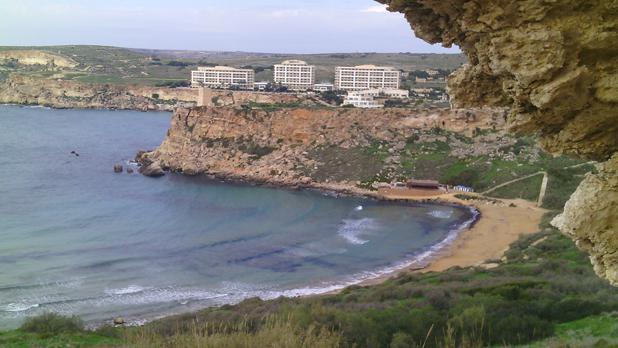 Għajn Tuffieħa bay. Photo: Mark Alexander Brincat