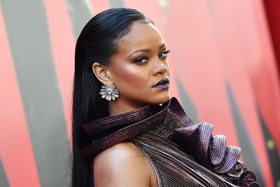 The Barbados-born Robyn Rihanna Fenty exploded onto the scene in 2005. Photo: Angela Weiss/AFP Photo: