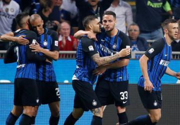 Updated: Inter stun Lazio to qualify for Champions League
