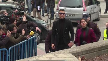 Watch: Cristiano Ronaldo avoids jail, gets hefty fine for tax fraud | Video: AFP