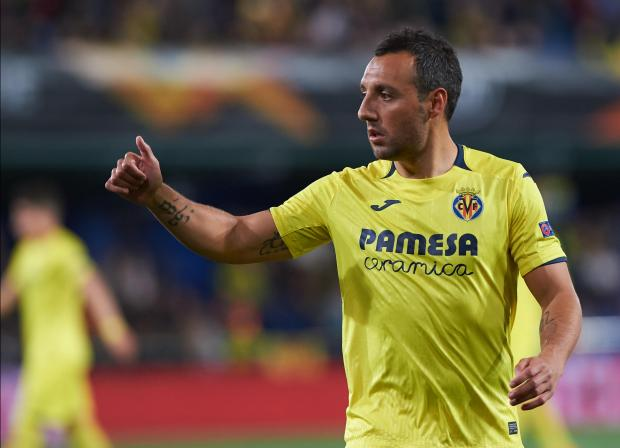 Santi Cazorla is back in the Spanish national team after a long-term injury.