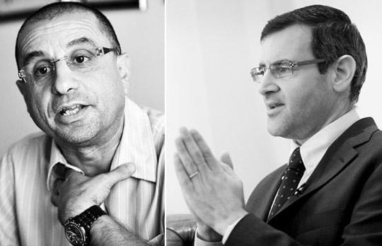 Left: Paul Pace. Photo: Chris Sant Fournier, and, right: Joe Cassar. Photo: Matthew Mirabelli.