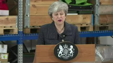 UK PM May seeks 'one more push' from EU on Brexit