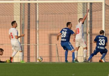 Valletta concede late goal to bow out of Champions League
