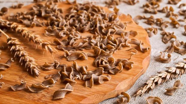 Wholegrain pasta contains more than twice as much dietary fibre as standard variations. Photo: Shutterstock