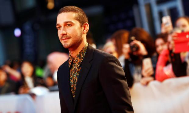 Shia LaBeouf Surprises by Channeling Borg, Not McEnroe, at Toronto Press Conference
