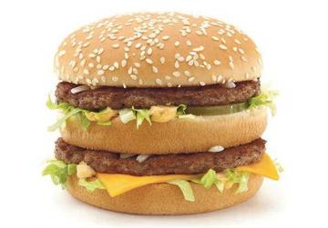 Around 450,000 Big Macs are sold in Malta per year.