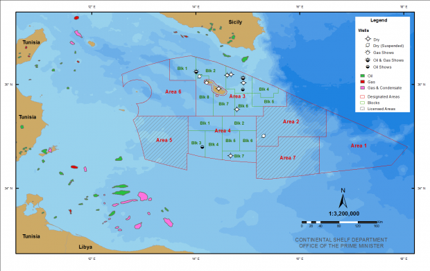 New push for oil, gas exploration off Malta