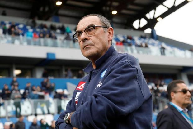 Maurizio Sarri has replaced Antonio Conte as the new Chelsea manager.