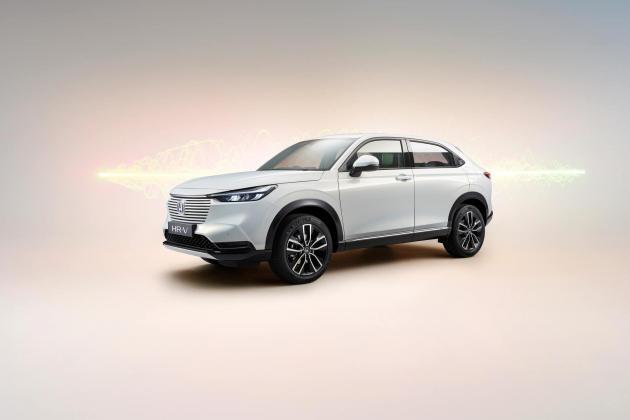 Honda confirms new HR-V will be hybrid only