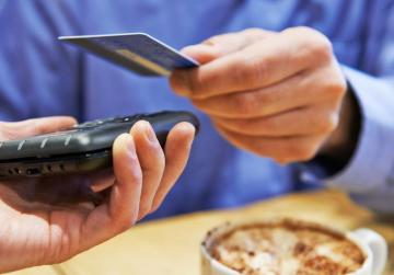 Will shoppers soon be able to tap and go?