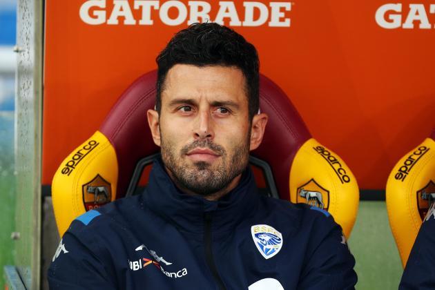 Brescia sack coach Grosso, rehire Corini after a month