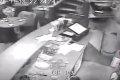 New footage shows shooting in Paris bar