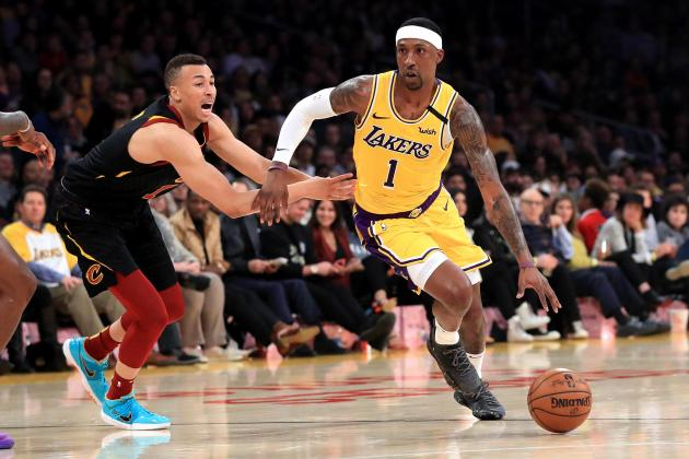 Watch: Lakers streak hits nine with Cavs win, Gilgeous-Alexander leads Thunder
