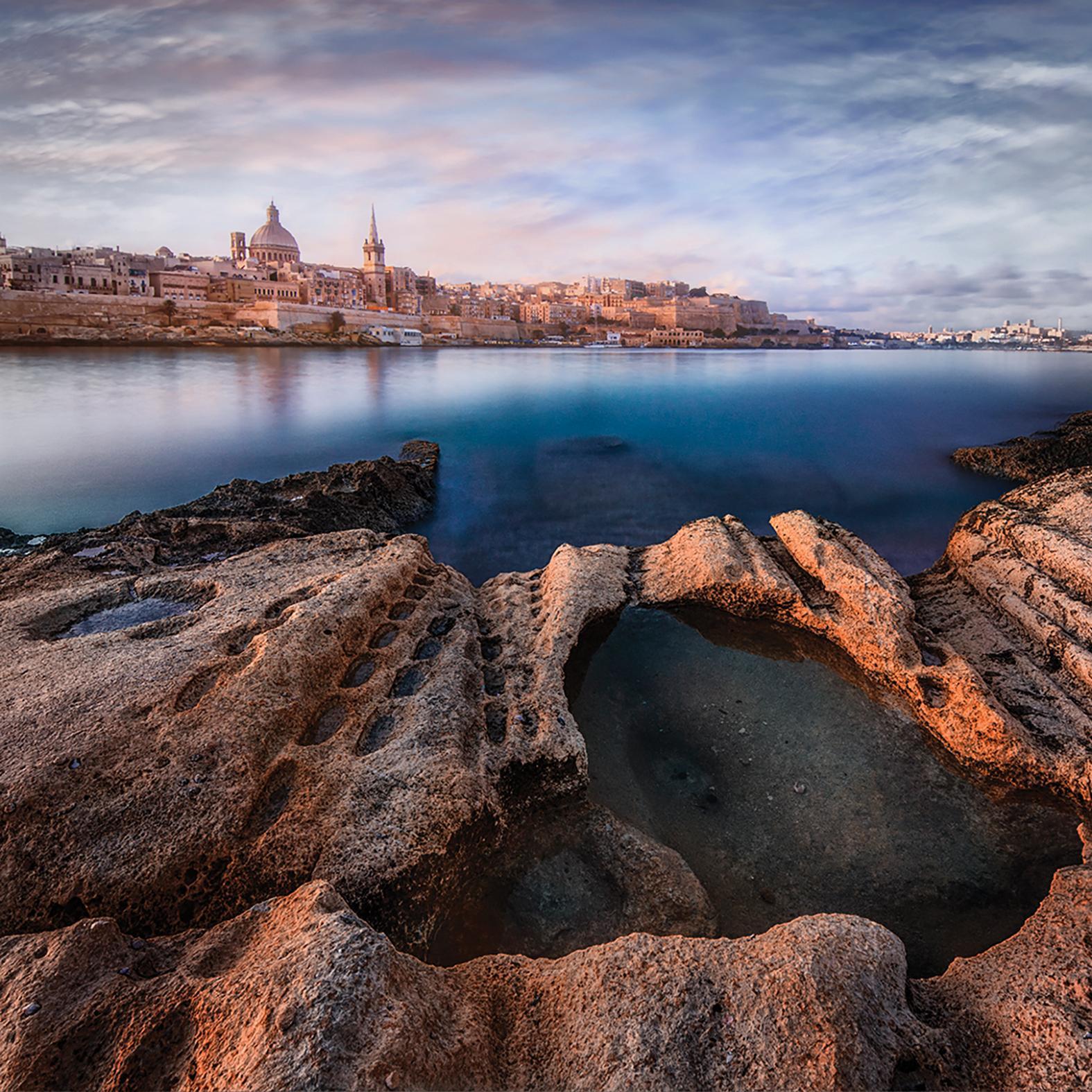 Valletta by Mark Scicluna