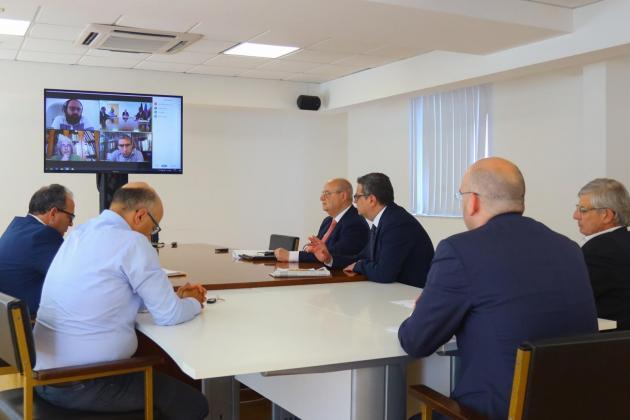 PN discusses constitutional amendments with Repubblika