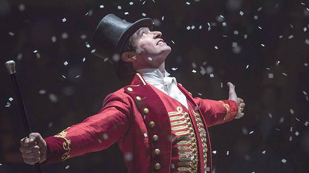 Hugh Jackman in The Greatest Showman.