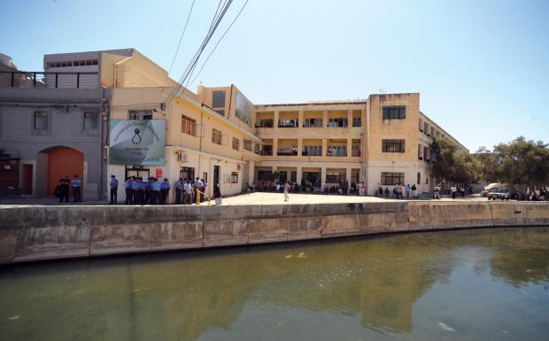 Marsa Open Centre. Photo: Matthew Mirabelli