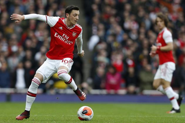 Arsenal outcast Ozil nears deal with Fenerbahce: reports