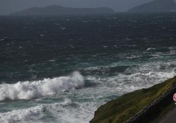 Two die in Ireland, Northern Ireland as Storm Ali strikes