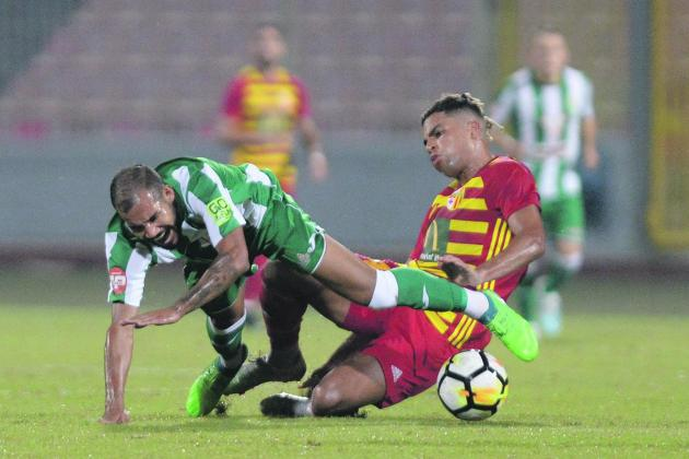 Preserving top spot is our biggest challenge – Potenza