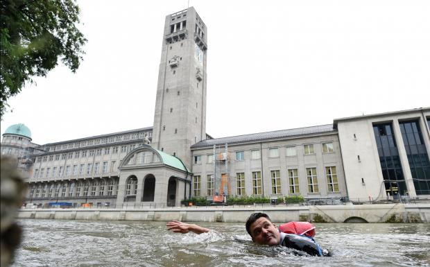 Benjamin David. Photo: Reuters