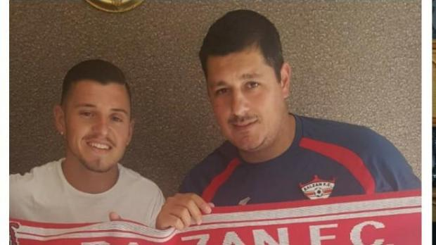 Ricardo Correa is one of the signings for Balzan ahead of the new season.