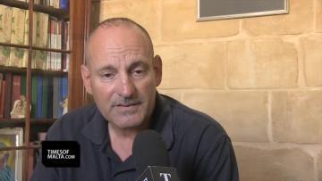 SOS Malta team returns home after mission to find earthquake survivors
