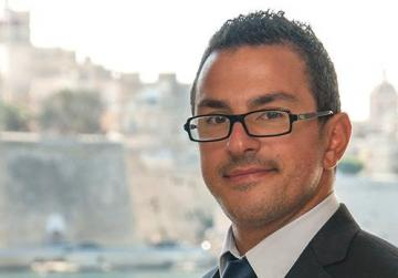 Brian Micallef, Research Office Manager at the Central Bank of Malta.