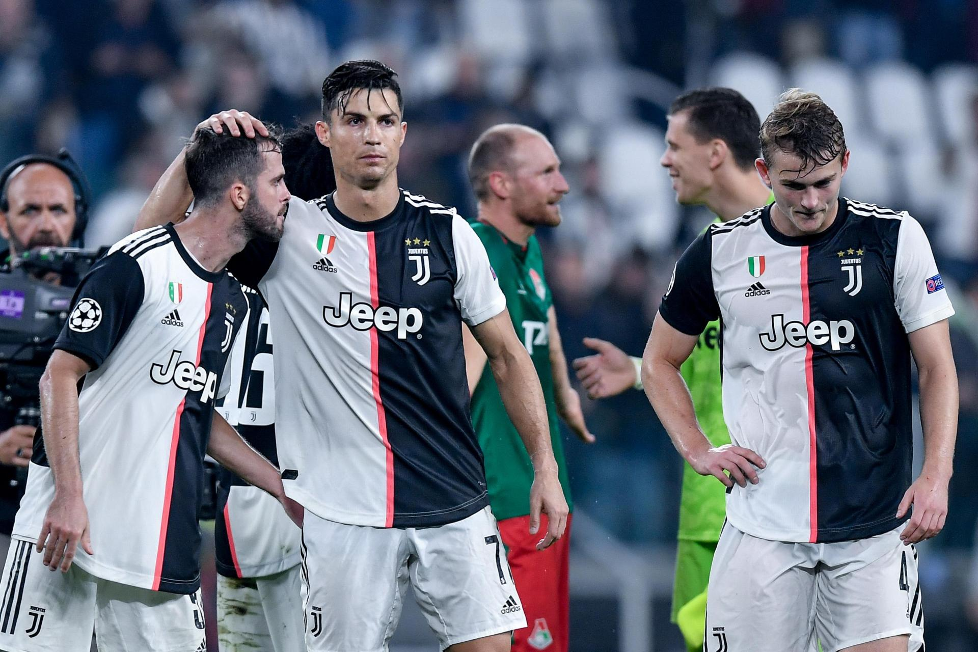 Juventus Seek 300m Euros Boost To Keep Up With European Rivals