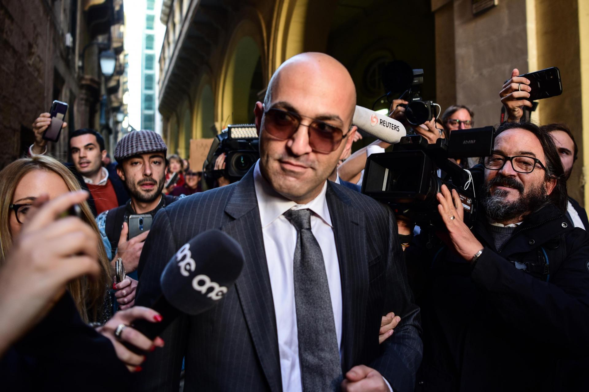 Yorgen Fenech has been charged with conspiring to murder Daphne Caruana Galizia. Photo: Mark Zammit Cordina