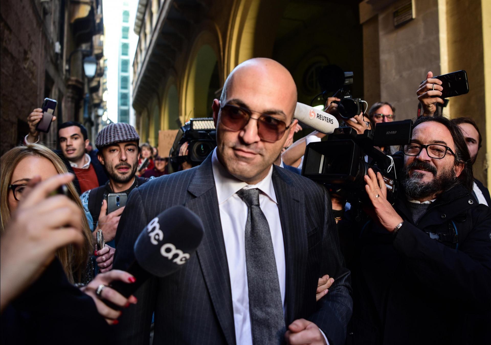 Yorgen Fenech, the alleged mastermind of the Daphne Caruana Galizia murder plot, has told investigators Keith Schembri was also involved. Photo: Mark Zammit Cordina