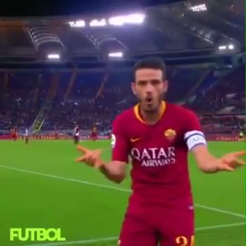 Watch: Florenzi hits back at Ronaldo's 'you're too small' jibe