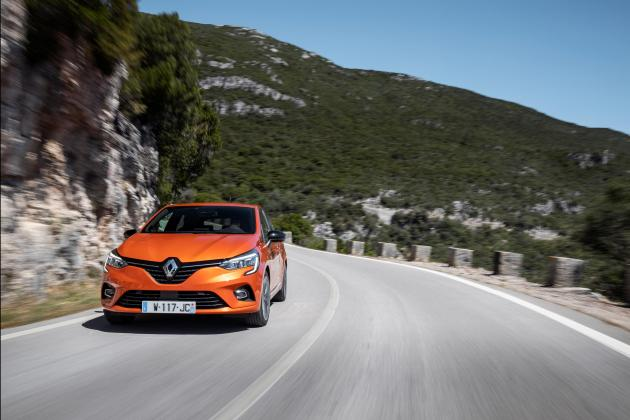 The new Renault Clio rewrites the rule book