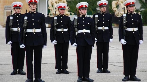 Malta Marine Cadets Win Eastern Area Drill Competition