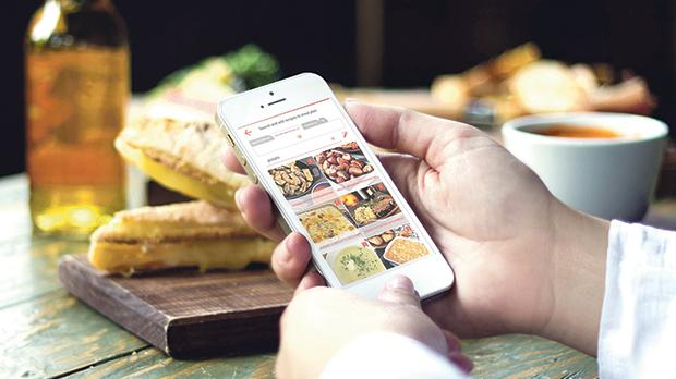 A new app, KickDish, will allow you to generate recipes from the food inside your fridge and generate a grocery list for you.