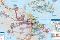 New Malta bus map