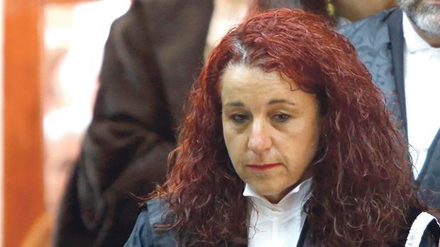 Magistrate Consuelo Scerri Herrera had been censured over her conduct in her private life.