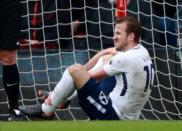 Harry Kane is expected to return to training next month.