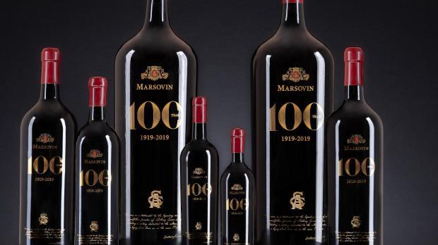 Full range of limited edition premium wine