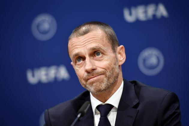 UEFA boss Ceferin says VAR must be 'clearer, faster'