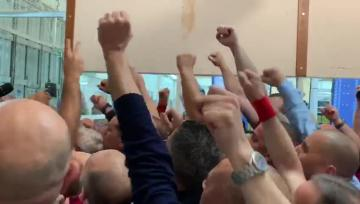 Blog: Labour landslide at the polls; protest signs affixed to PN clubs