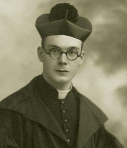Canon Prof. John Theuma Relf (1910-1941).