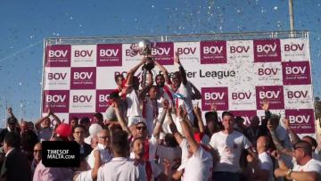 Champions Valletta end trek with 1-1 draw against Hibs