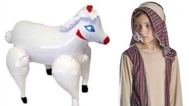 The costume was sold on Amazon. Photo: Amazon