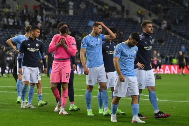 Champions League final pain a 'motor' for Man. City, says Guardiola