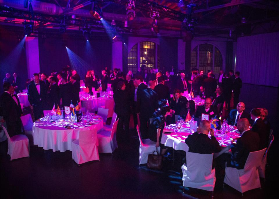 The 19th edition of the Autobest Gala Awards.