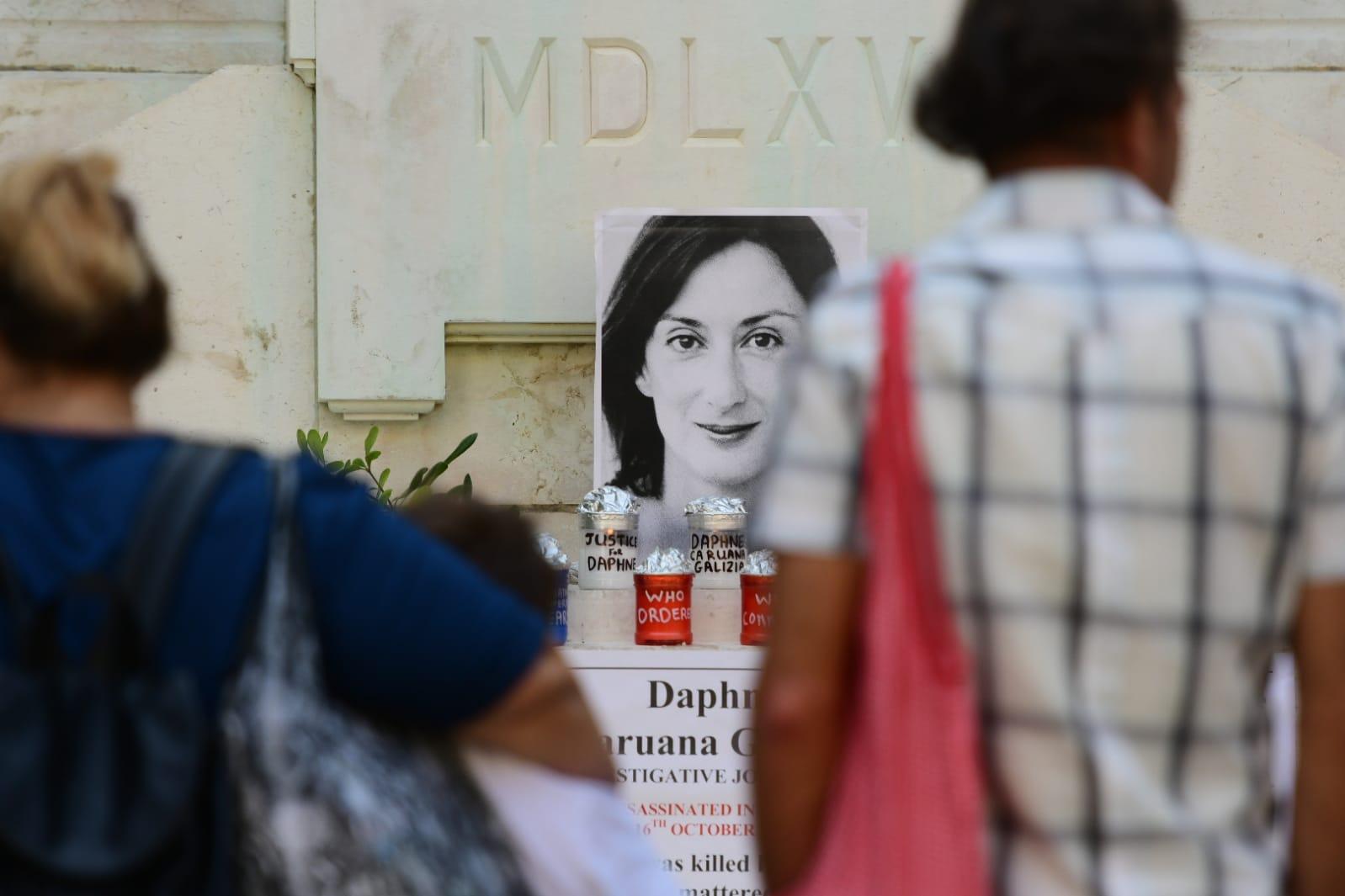 US embassy offers to help crack Caruana Galizia murder case