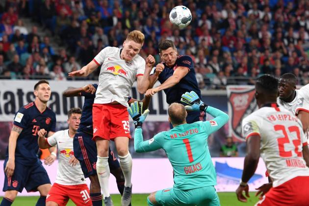 In-form Bayern out to 'boss' Leipzig in Bundesliga showdown